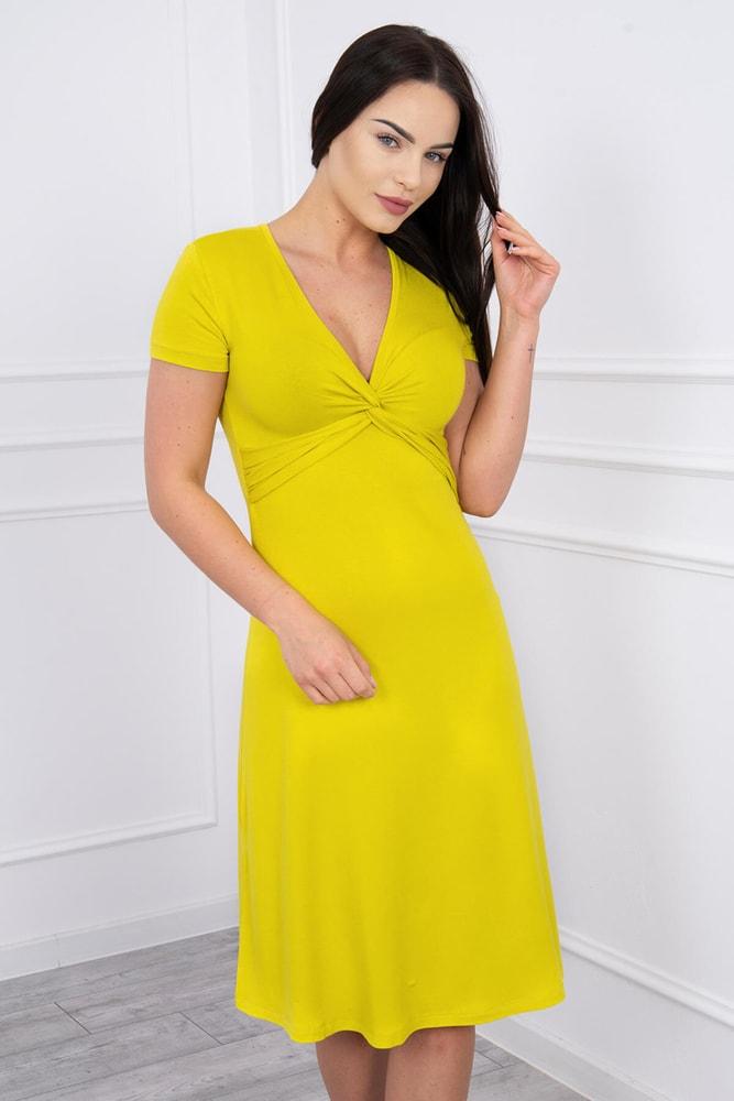 Letní dámské šaty - L Kesi ks-sa8884sze 5a8f355021