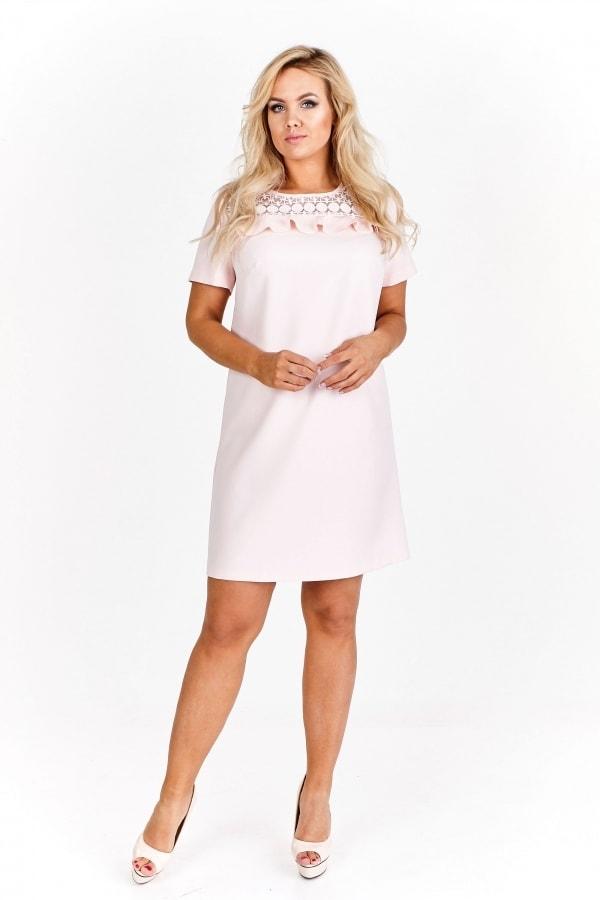 Dámské šaty s krajkou - Ptakmoda - Společenské šaty - i-moda.cz 7d5ecf1fbb