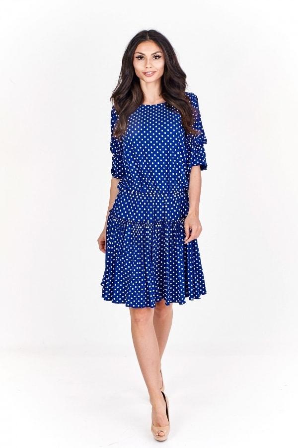 Dámské šaty - Bergamo - Krátké letní šaty - i-moda.cz b17da7160e