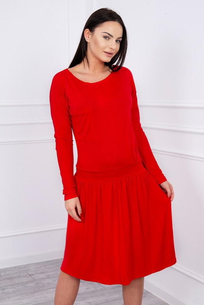 Dámske elegantné šaty - XL Kesi ks-sa62246re