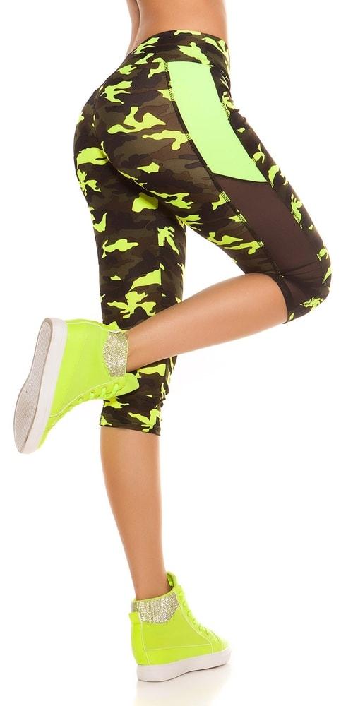 Capri fitness leginy Koucla in-leg1244ge