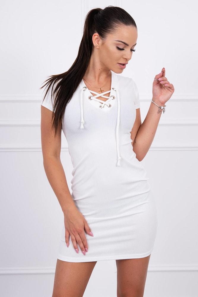Letní dámské mini šaty - Kesi - Krátké letní šaty - i-moda.cz 2e7b801aae