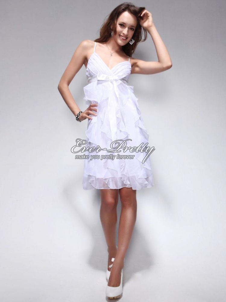 Krátké svatební - společenské šaty - Ever Pretty - Večerní šaty a ... a1cf47115dd