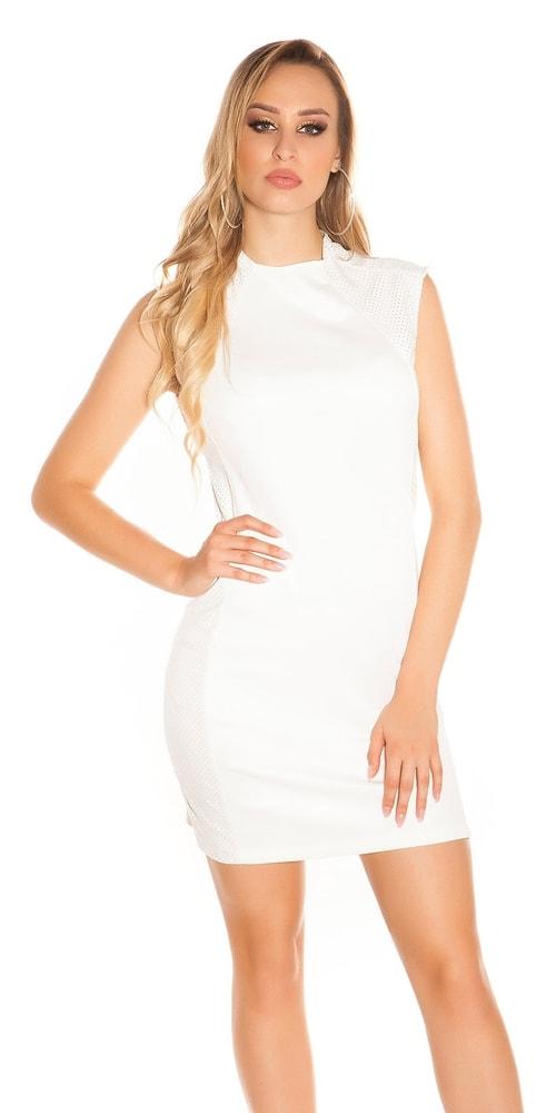 Dámské mini šaty Koucla in-sat1899wh