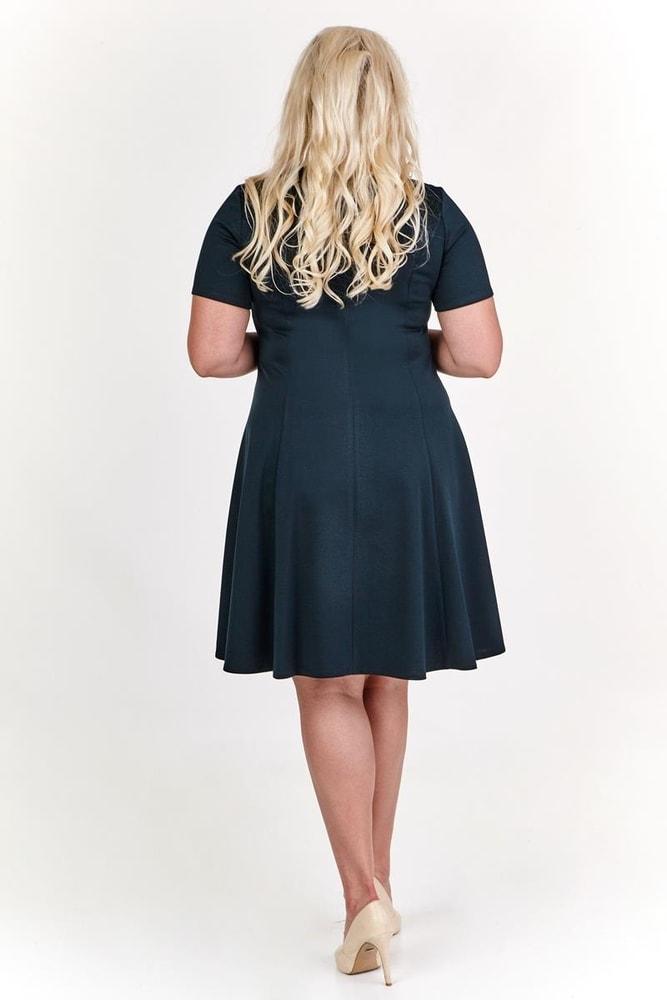 543692f6234 Koktejlové šaty pro plnoštíhlé - Ptakmoda - Společenské šaty pro ...