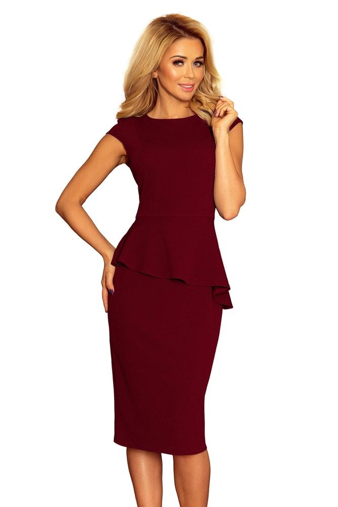 Elegantní dámské šaty - L Numoco nm-sat192-6
