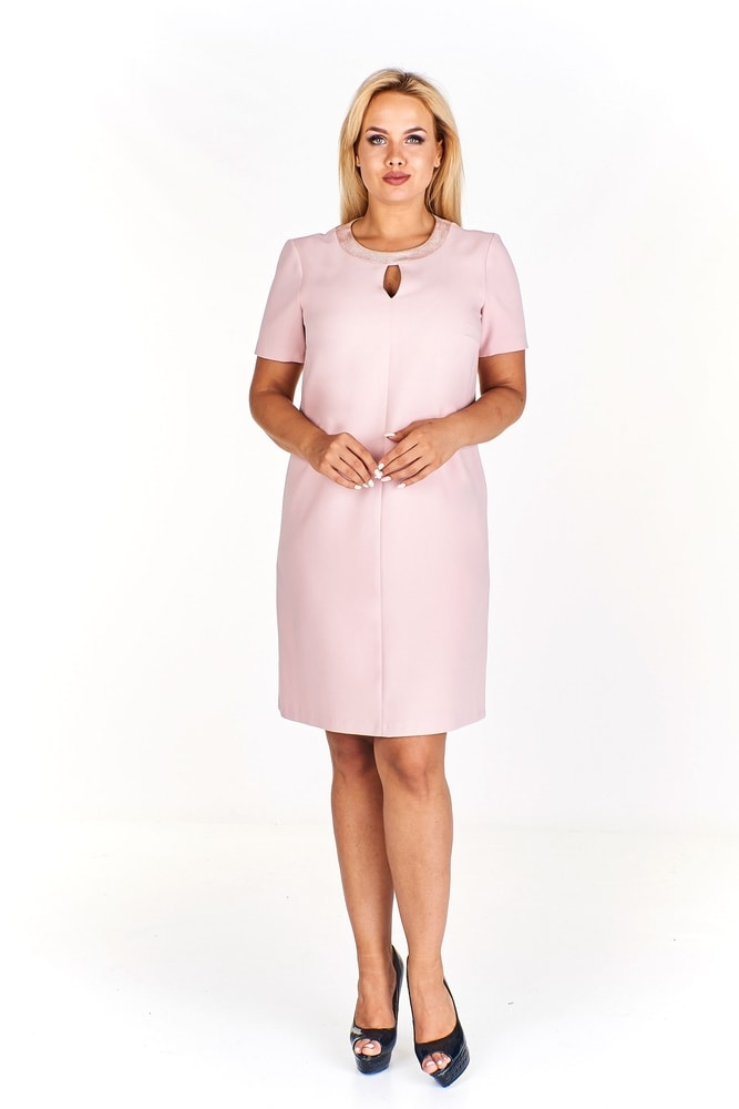 ecdf9eaeb63 Dámské šaty pro plnoštíhlé - Ptakmoda - Společenské šaty pro ...
