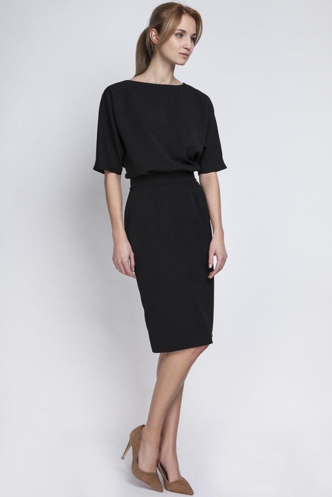 Elegantní dámské šaty Ptakmoda pt-sat1366bl f3afaf5966
