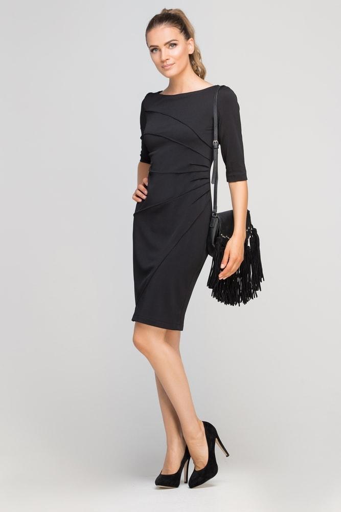 Elegantní dámské šaty - Ptakmoda - Pouzdrové šaty - i-moda.cz d6918fa6f9