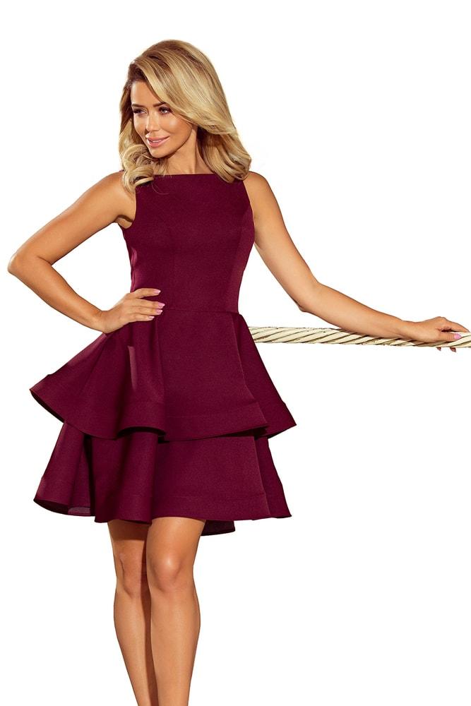 Společenské dámské šaty - L Numoco nm-sat169-7