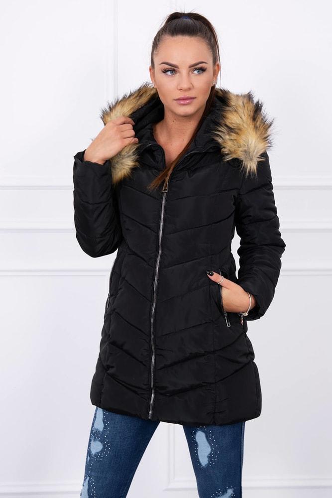 Zimná dámska bunda Kesi ks-bu1807bl