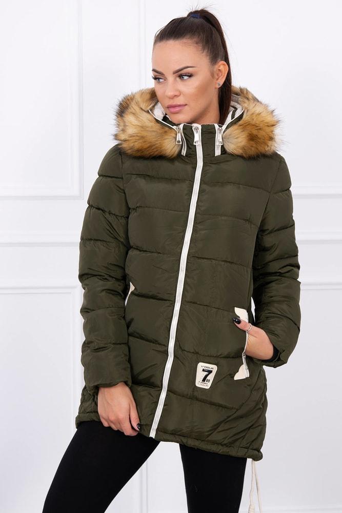 Dámska zimná bunda Kesi ks-bu9857kh