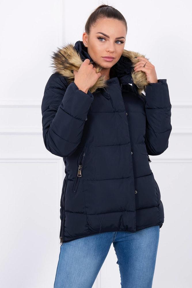 Zimná dámska bunda Kesi ks-bu859tmo