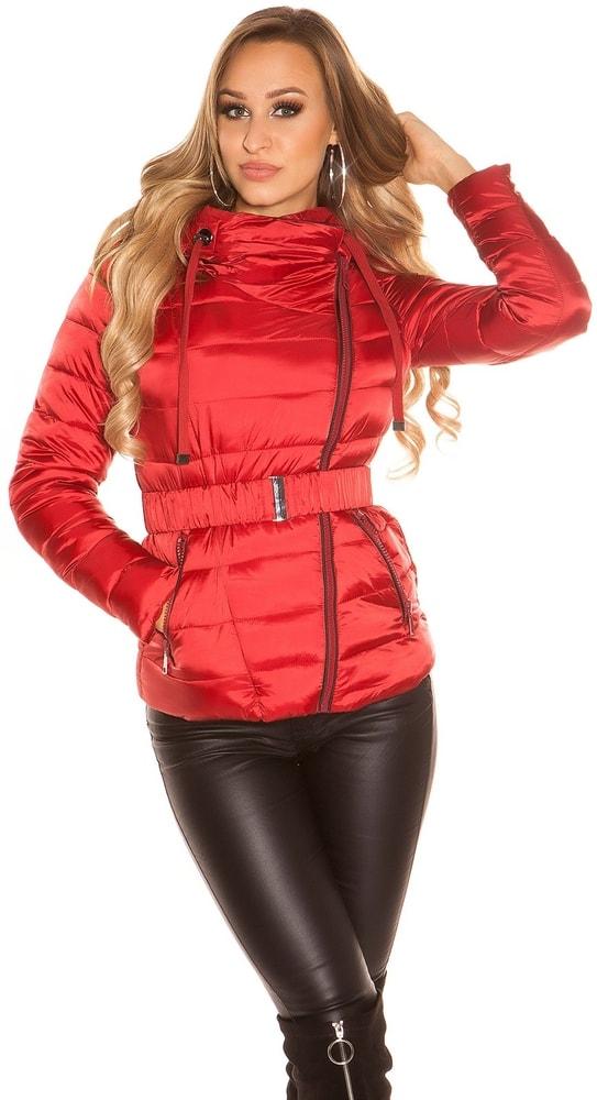 Krátka zimná bunda Koucla in-bu1019re