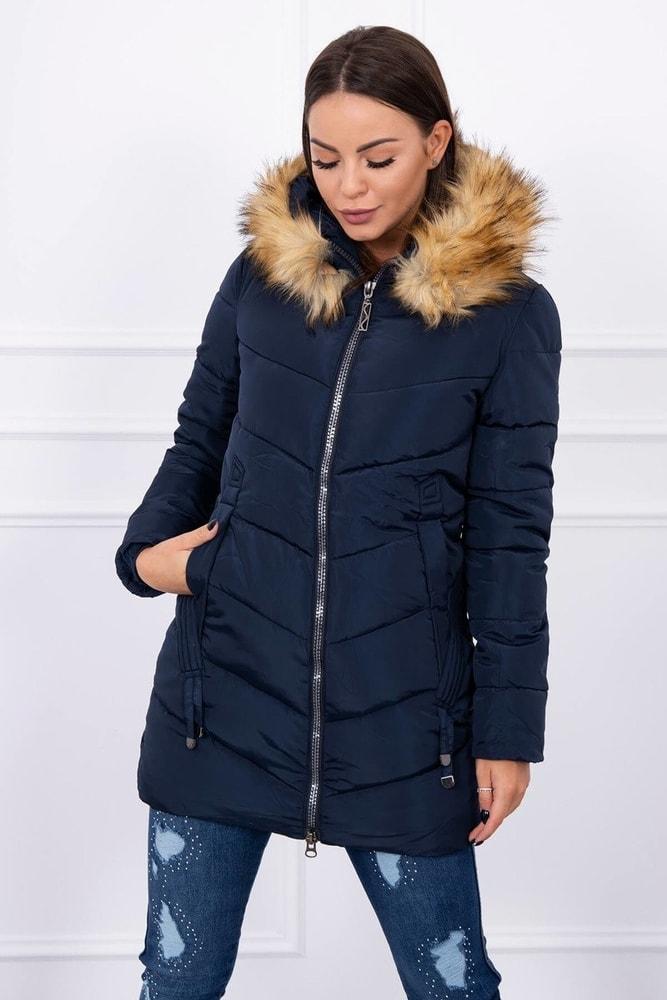 Dámska zimná bunda - XXL Kesi ks-bu89-01tm