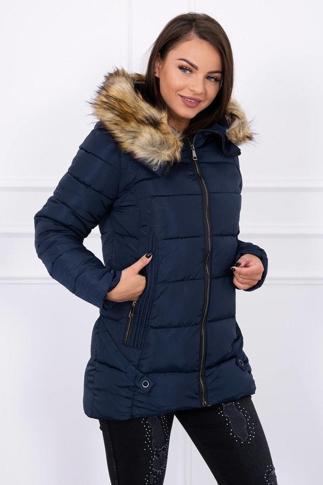 Dámska zimná bunda - XXL Kesi ks-bu8867tm