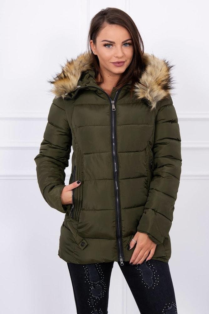 Zimná dámska bunda Kesi ks-bu8867kh