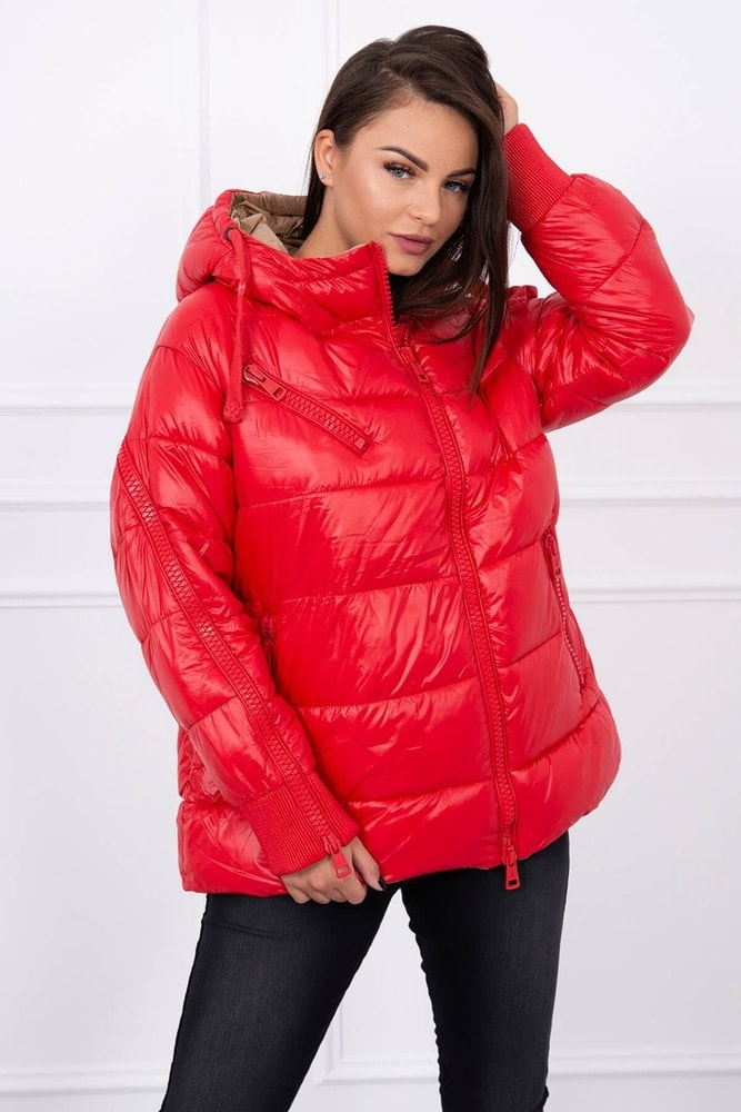 Dámska zimná bunda Kesi ks-bu178re