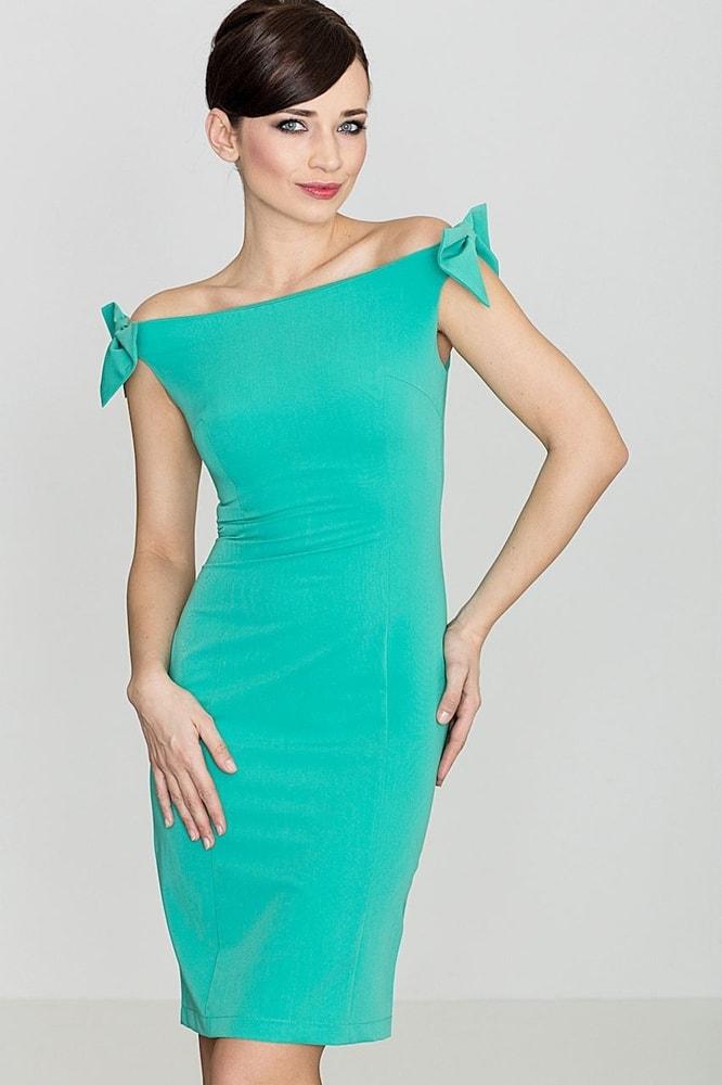 Dámské pouzdrové šaty - Ptakmoda - Pouzdrové šaty - i-moda.cz 048a70d5de