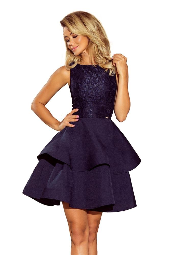 Společenské krátké šaty - Numoco - Večerní šaty a koktejlové šaty - i ... a71a80d7a1