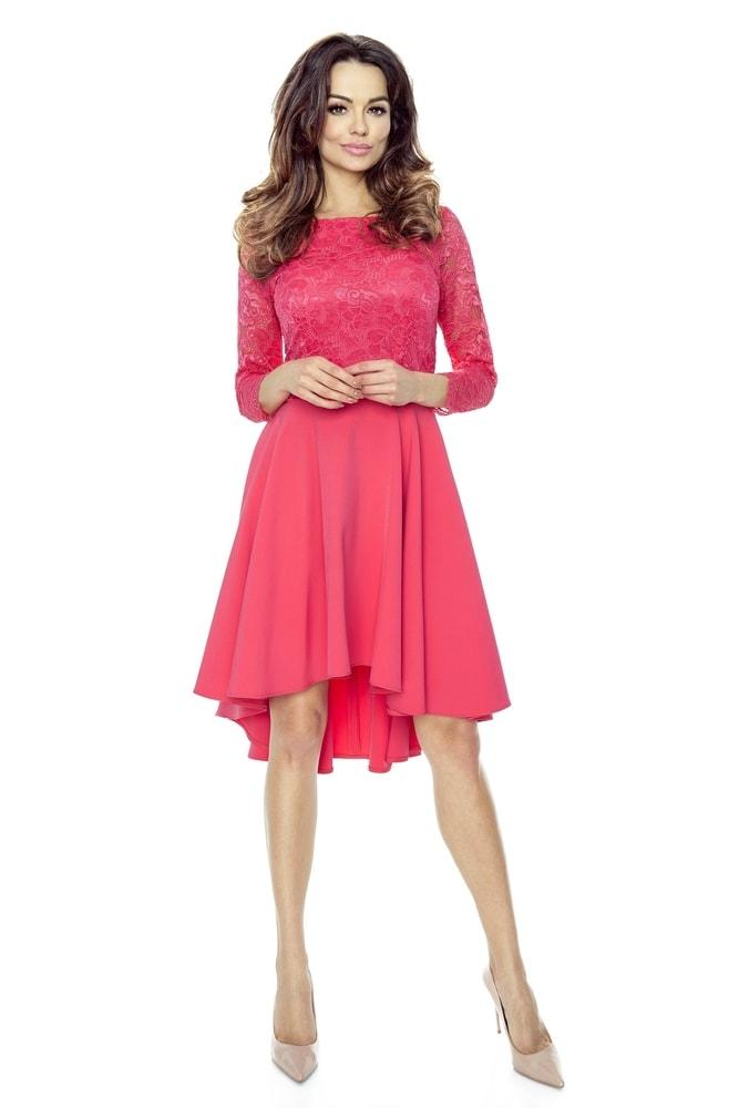 Dámské elegantní šaty - Bergamo - Krátke plesové šaty - vasa-moda.sk a88f1e3050
