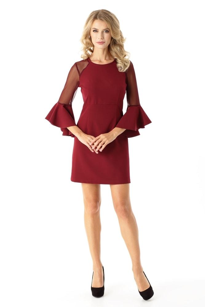 Elegantné dámske šaty - Ptakmoda - Večerné šaty a koktejlové šaty ... 7da68a1b6e