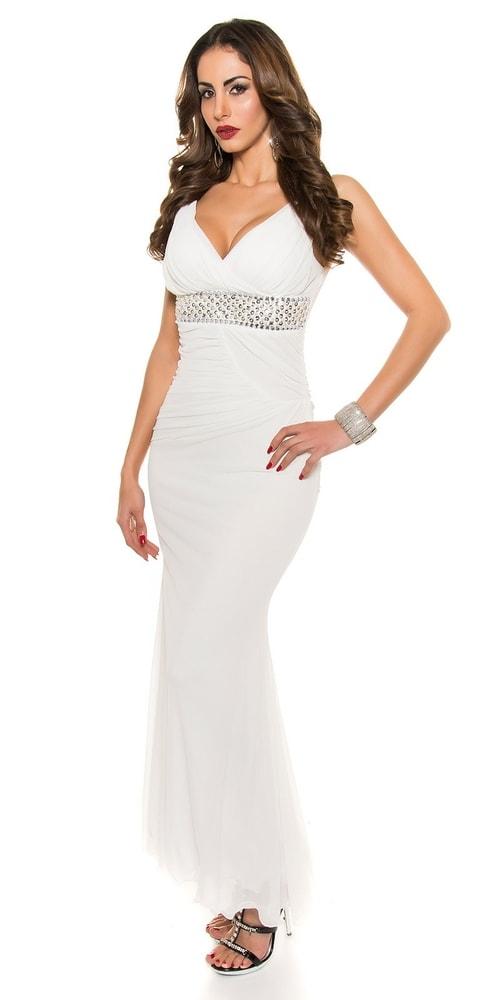 606eb2ded45 Dlouhé večerní šaty - II. jakost - Koucla - Výprodej oblečení II ...