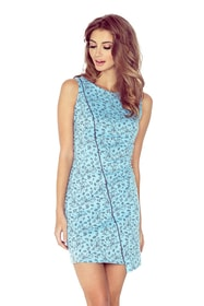 Asymetrické dámské šaty 004-5 f824cc8385