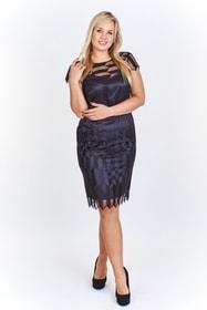Spoločenské šaty pre plnoštíhle - vasa-moda.sk 09dd40f4697
