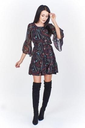 ... Krátke letné šaty ›  Letní šifonové šaty · Letní šifonové šaty dacb6fde01a
